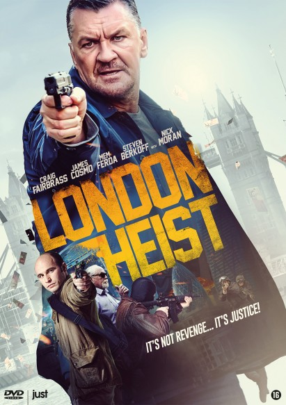 London Heist (aka Gunned Down)